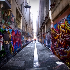 Melbourne Lane, Australia