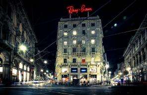 Ray Ban, Milano, Italy