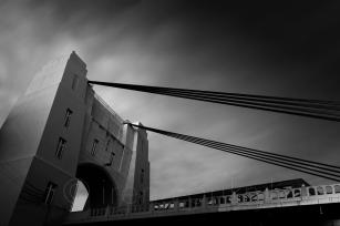 Walter Taylor bridge, Brisbane, Australia